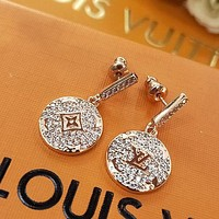 LV Louis Vuitton Classic Popular Pendant Earrings Accessories Jewelry-2
