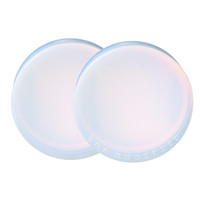 Opalite Glass Plugs (3mm-44mm)