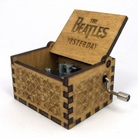 Beatles Music Boxes