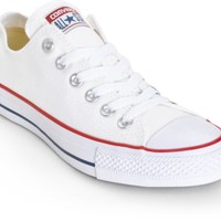 Converse Women's Chuck Taylor All Star White Shoes