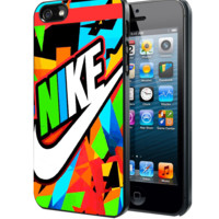 Just Do It Nike Full Color Samsung Galaxy S3 S4 S5 Note 3 , iPhone 4 5 5c 6 Plus , iPod 4 5 case, HtC One M7 M8