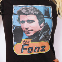 Vintage The Fonz from Happy Days Tee
