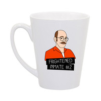 Arrested Development- Frightened Inmate, Tobias coffee mug