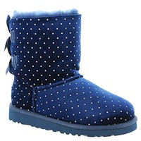 Ugg Kid's Bailey Bow Starlight Boot