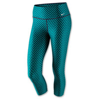 Women's Nike Legend 2.0 ZigZag Capri Leggings