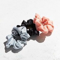 Satin Scrunchie Set | Urban Outfitters