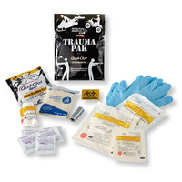 AMK Trauma Pack with QuickClot: Emergency and First Aid | Free Shipping at L.L.Bean