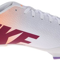 Women's Mercurial Victory IV FG Pink Green Soccer Cleats