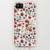 Poppies iPhone & iPod Case by Moniquilla