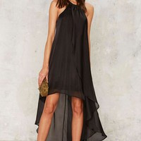 Just Say Flow Layered Dress
