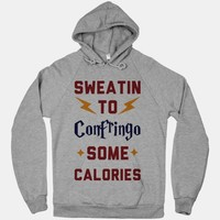 Sweatin To Confringo Some Calories