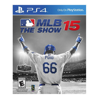MLB 15: The Show PS4 Video Game