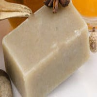 African Black Soap made with Goat's Milk