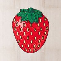 BigMouth Inc. Strawberry Beach Blanket | Urban Outfitters