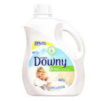Downy Ultra Free & Sensitive Liquid Fabric Softener - 120 Loads