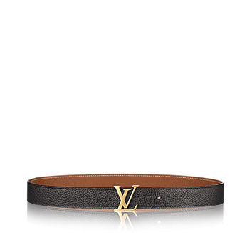 Products by Louis Vuitton: LV Initiales 30MM Reversible