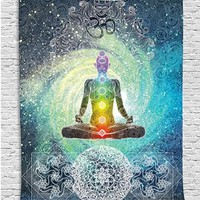 The Universe Chakra Tapestry