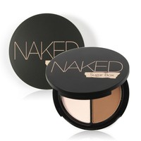 Two-Color Bronzer & Highlighter Powder Trimming Powder Make Up Cosmetic Face Concealer by Sugar Box