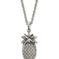 Pineapple Long-Strand Necklace