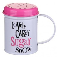 LOVELY CAKEY SUGAR SNOW SUGAR SHAKER