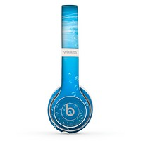 The Under The Sea Skin Set for the Beats by Dre Solo 2 Wireless Headphones
