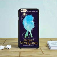 Finding Neverland Broadway Musical iPhone 6 Case Dewantary