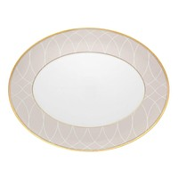 Vista Alegre Terrace Small Oval Platter