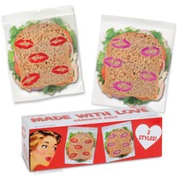 Made With Love Sandwich Bags - Whimsical & Unique Gift Ideas for the Coolest Gift Givers