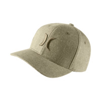 Hurley One And Textures Men's Fitted Hat