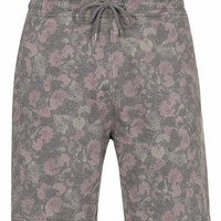 Floral Print Jersey Shorts - New In