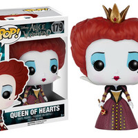 Alice in Wonderland Funko POP! Disney Queen Of Hearts Vinyl Figure #179