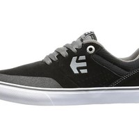 Etnies Marana Vulc Shoe (Black/Grey) Shoes Mens Shoes at 7TWENTY Boardshop, Inc