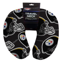 Steelers  Beaded Neck Pillow