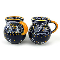 Pair of Beaker Cup - Blue - encantada