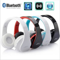 Blutooth Cordless Wireless Headphone Headset with Microphone