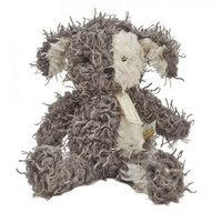 Charlie the Cute Stuffed Puppy
