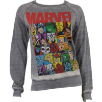 FREEZE MARVEL CREWNECK (W)