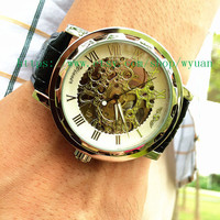 Steampunk Watch,Mechanical watch,Men Wrist Watch  WN05