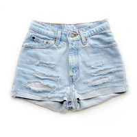 LIGHT WASH from GET HIGH WAISTED
