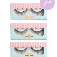 Amazon.com: House of Lashes | Au Naturale 3 Combo Pack | Premium Quality False Eyelashes for a Great Value | Compare to Shu Uemura, MAC Cosmetics, Eylure, Make Up For Ever and Sephora: Beauty
