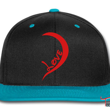 one love right side Snapback