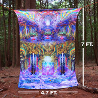 Infinity Gate Tapestry