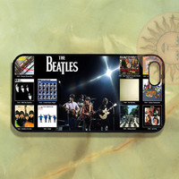 The Beatles  - iPhone 5 case, iphone 4s case, iphone 4, Samsung Galaxy S3-Silicone Rubber or Hard Plastic Case, Phone cover