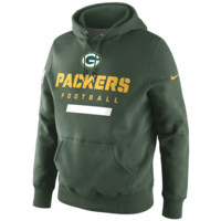 Nike Green Bay Packers Property Of Pullover Hoodie - Green