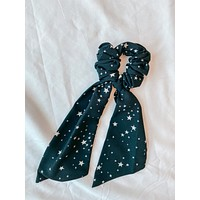 All My Stars Hair Scarf (Black)