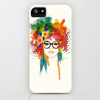 Dreamer iPhone & iPod Case by PositIva