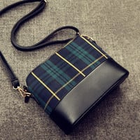 Women's Vintage Crossbody Purse Small Bag