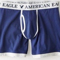 AEO Men's Solid Athletic Trunk
