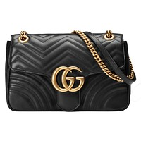 Gucci Marmont Matelasse Small Bag