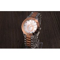 PANDORA 2018 new men and women with the same trendy quartz watch F-YY-ZT silver&rose gold